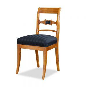 Biedermeier Stühle bequem gepolstert mit individueller