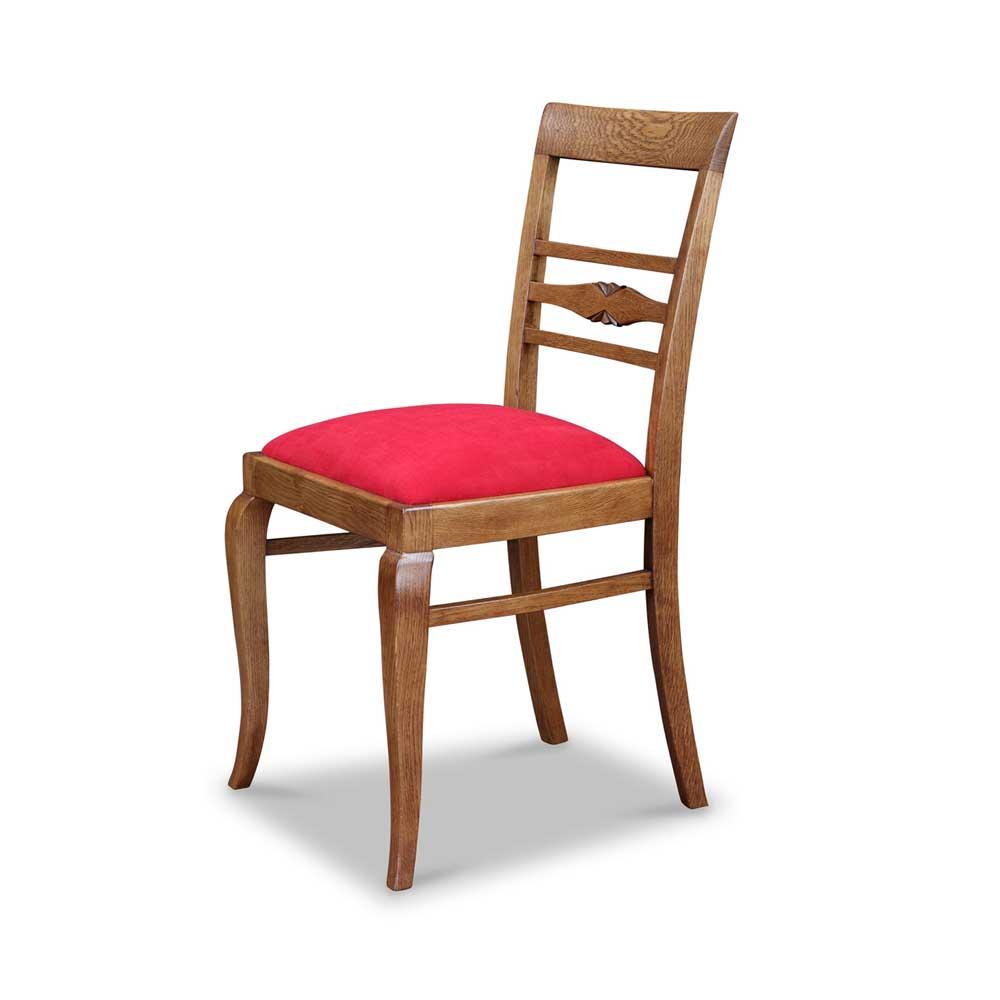 art deco holzstuhl eiche ge lt. Black Bedroom Furniture Sets. Home Design Ideas