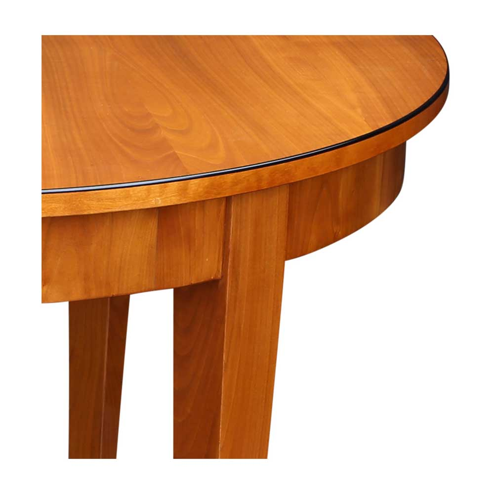Biedermeier Esstisch Oval Kirschbaum